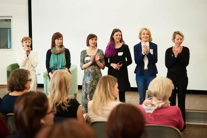 На конференции Мишеля Одена в Минске 2018